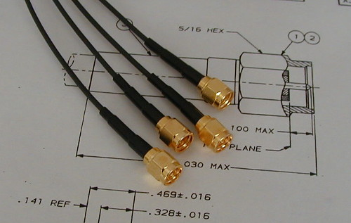 SMA RF Cables